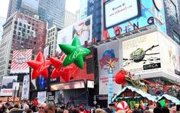 De Parade 26 November, 2009 van Thanksgiving day van Macy Royalty-vrije Stock Fotografie