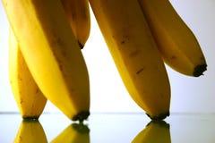 De parade van bananen Stock Afbeelding