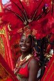 De parade van Caribana Stock Foto's