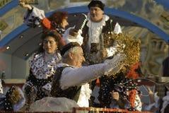 De parade van Carnaval royalty-vrije stock afbeeldingen