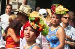 De Parade van Carnaval stock afbeeldingen