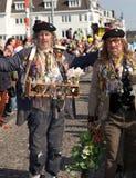 De parade van Carnaval van Maastricht 2011 Stock Fotografie
