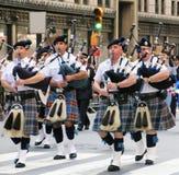 De Parade van de Dag van Columbus Stock Fotografie