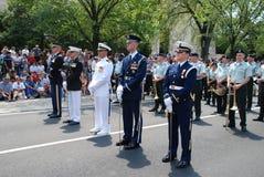 De parade van de Dag van de Onafhankelijkheid van Americaâs 2008. Royalty-vrije Stock Afbeeldingen
