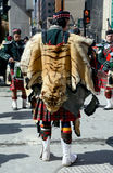 De parade van de Dag van heilige Patrick Royalty-vrije Stock Afbeelding