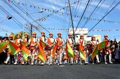 De Parade van de straat Royalty-vrije Stock Afbeelding
