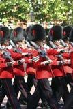 De parade van de Verjaardag van de Koningin Royalty-vrije Stock Foto's