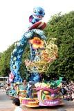 De Parade van Disney Stock Afbeeldingen