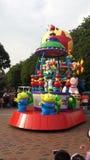 De Parade van Disney Stock Foto