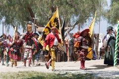 De parade van Faire van de renaissance Royalty-vrije Stock Foto