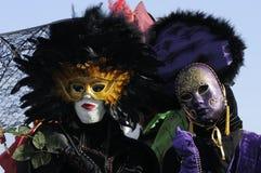 De parade van Gras van Mardi royalty-vrije stock afbeelding