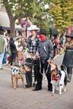 De Parade van het Huisdier van Howl'oween & Huisdier Faire Royalty-vrije Stock Foto