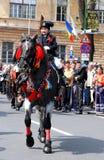 De Parade van Junes van Brasov, kan 2011 Stock Foto