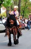 De Parade van Junes van Brasov, kan 2011, Roemenië Stock Foto's