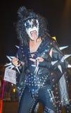 De parade van Las Vegas Halloween Stock Foto's