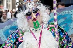De Parade van NYC Pasen Royalty-vrije Stock Afbeelding