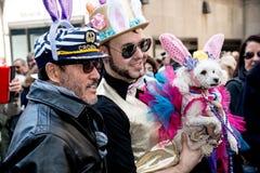 De Parade van NYC Pasen Royalty-vrije Stock Foto's