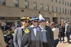 De Parade van NYC Pasen Stock Afbeeldingen
