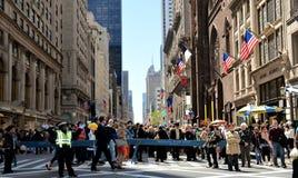 De Parade van Pasen op 5de Weg Stock Foto