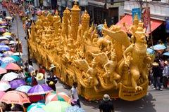 De paradefestival van de kaars Royalty-vrije Stock Afbeelding