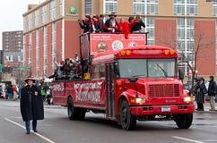 De Paradeviering van het Southwindsgevolg Royalty-vrije Stock Afbeelding