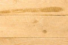 De parallelle rij van houten panelen met lijnen van verbindingen steekt natuurlijke achtergrond aan Royalty-vrije Stock Afbeelding