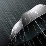 De paraplu vector illustratie