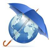Het Concept van de Bescherming van het milieu Royalty-vrije Stock Fotografie