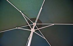 De paraplu van de zon Stock Foto's