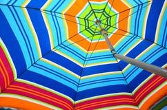 De paraplu van de zon Stock Afbeelding