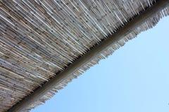 De paraplu van de zon Royalty-vrije Stock Afbeeldingen