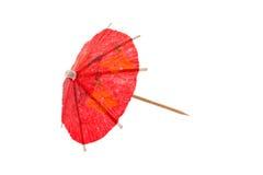 De parasol van Coctails Royalty-vrije Stock Foto's