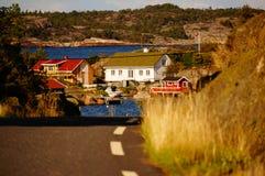 De parel van de kust in Portier Royalty-vrije Stock Foto