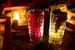 De partij drinkt feestelijk drankconcept Royalty-vrije Stock Afbeelding