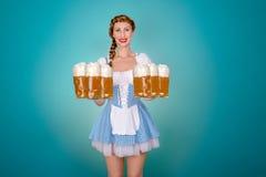 De partij van Beieren München Royalty-vrije Stock Afbeeldingen