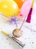 De partij van Cupcake Stock Foto's