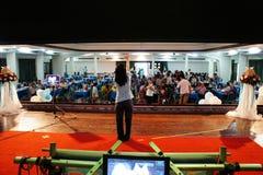 De partij van de Bijeenkomst van Suksa van Trirat Royalty-vrije Stock Afbeeldingen