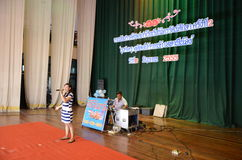 De partij van de Bijeenkomst van Suksa van Trirat Royalty-vrije Stock Foto's