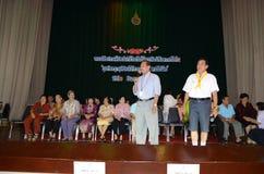 De partij van de Bijeenkomst van Suksa van Trirat Stock Fotografie