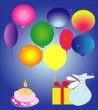 De partij van de verjaardag Royalty-vrije Stock Afbeelding
