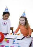 De Partij van de verjaardag Royalty-vrije Stock Foto