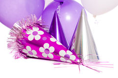 De Partij van de verjaardag stock afbeelding