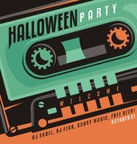 De partij van Halloween Stock Foto's