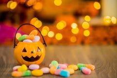 De partij van Halloween Stock Afbeelding
