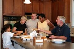 De Partij van het diner royalty-vrije stock foto
