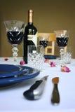 De Partij van het diner Stock Fotografie
