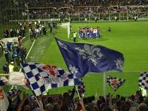 De partij van het stadion Royalty-vrije Stock Foto