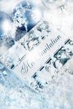 De partij van Kerstmis Stock Foto's