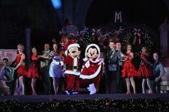 De partij van Kerstmis Stock Fotografie