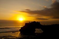 De Partij van Tanah, Bali, Indonesië Stock Afbeelding